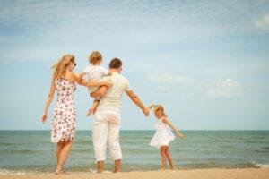 Vacanță cu copilul