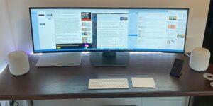 dublu monitor