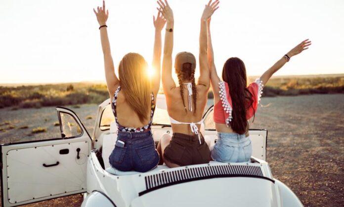 Vacanța fetelor