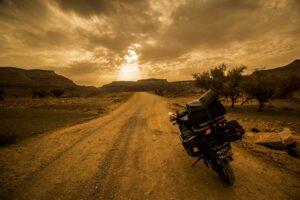 Călătorie cu motocicleta