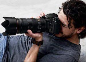 omul si fotografia