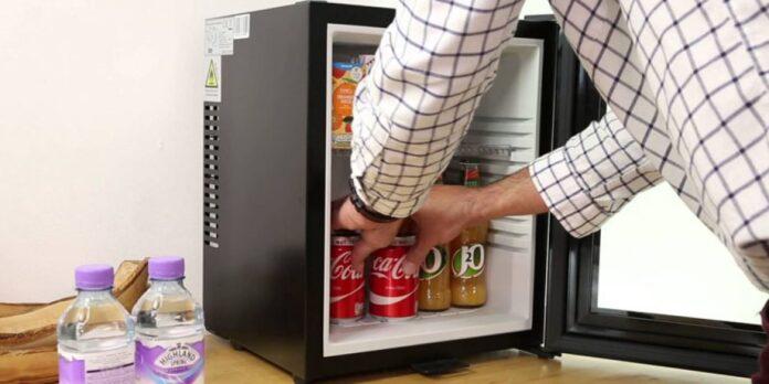 mini frigider