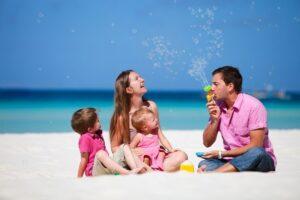 Vacanță cu copiii